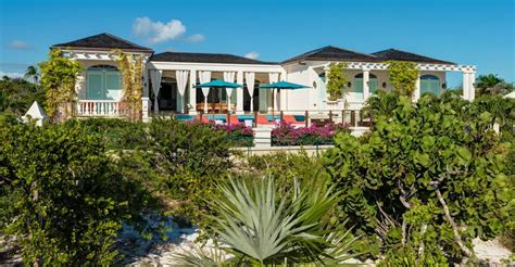 4 Bedroom Beach House For Sale Taylor Bay Providenciales House Providenciales