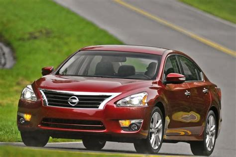 Nissan Altima 2014 Reviews by 2014 Nissan Altima New Car Review Autotrader