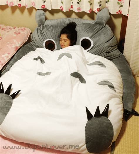 my bed kawaii my neighbor totoro bed kawaii japan lover me