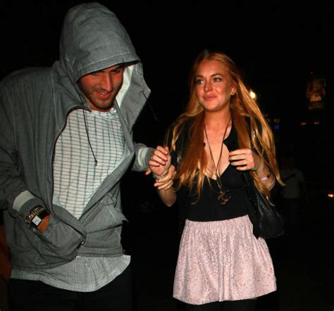 Is Lindsay Lohan Friends With Another Socialite In Rehab by Lindsay Lohan Friend 157027 Photos The Blemish