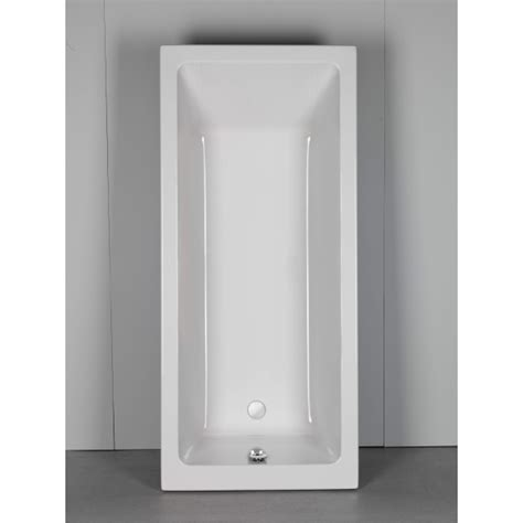 roca bathtubs roca the gap bath 1700 x 750mm white with legs