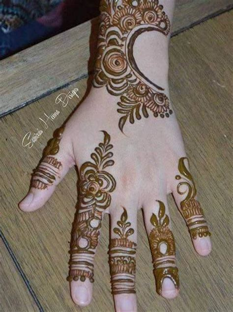 latest eid mehndi designs 2016 2017 for hands indian