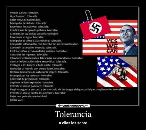 tolerancia 0 desmotivaciones tolerancia desmotivaciones