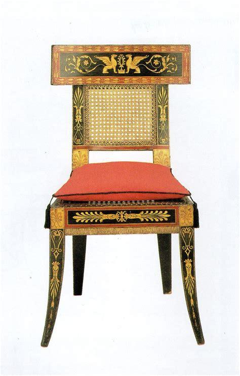moderner klismos stuhl 148 besten empire style neoclassicism 2 bilder auf
