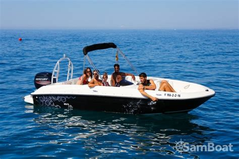 cheap boats spain rent a motor boat bayliner element bayliner samboat