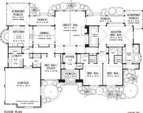 1 Story Luxury House Plans by One Story Luxury Living Houseplansblog Dongardner Com