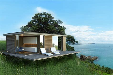 1 Bedroom Home Floor Plans by Island Coolhouse Cool House