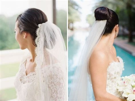Wedding Hair Side Bun And Veil by 153 Best Images About Hair And Makeup On Best