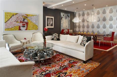teppich im wohnzimmer teppich f 252 r wohnzimmer m 246 belideen
