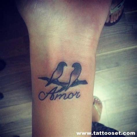 imágenes de tatuajes de amor eterno hermosos dise 241 os de tatuajes con frases sencillas de