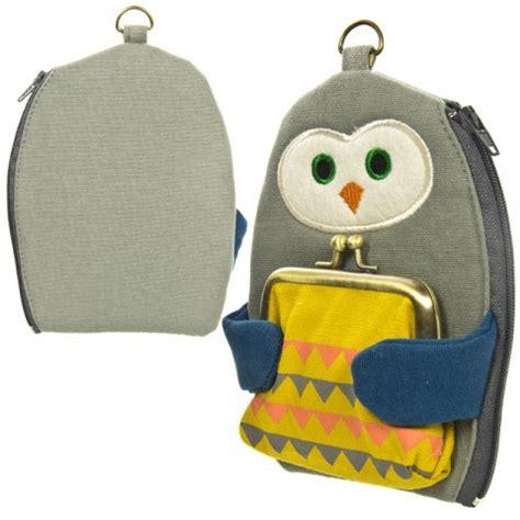 Dompet Koin Silikon Motif Burung Owl dompet multi fungsi happy cat day hug owl burung hantu kadounik belanja