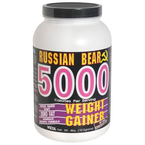 Suplemen Weight Gainer Vitol Dietary Supplement Russian Weight Gainer