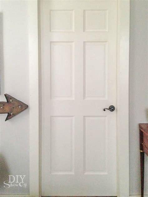 Plain Door by Plain Door Chevron Color Block Door Tutorial Diyshowoff
