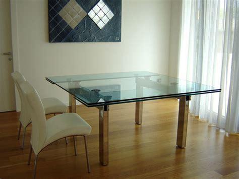 tavoli in cristallo allungabili prezzi stunning tavoli in cristallo allungabili contemporary