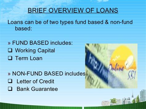 Letter Of Credit Guarantee Scheme Credit Appraisal In Banking Sbi