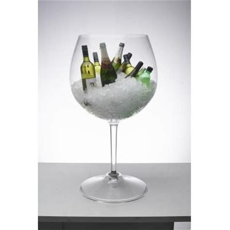 oversized wine glasses for centerpieces oversized wine glass centerpiece decorations front of