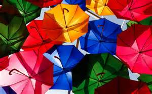 colorful umbrellas colorful umbrellas wallpaper 1307733