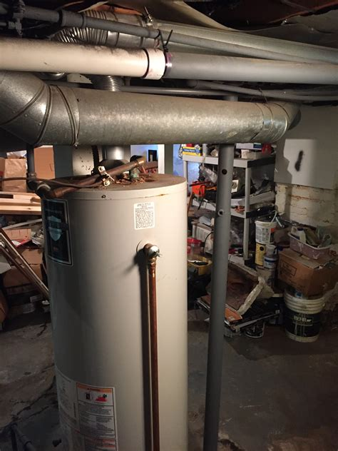 pictures water heaters installed  licensed plumber