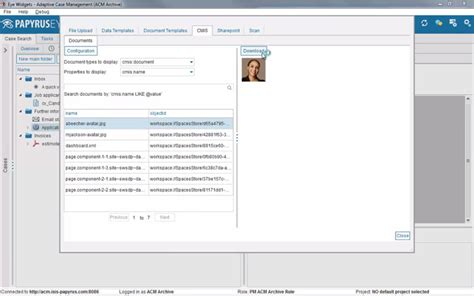 exiucu biz sharepoint case management template