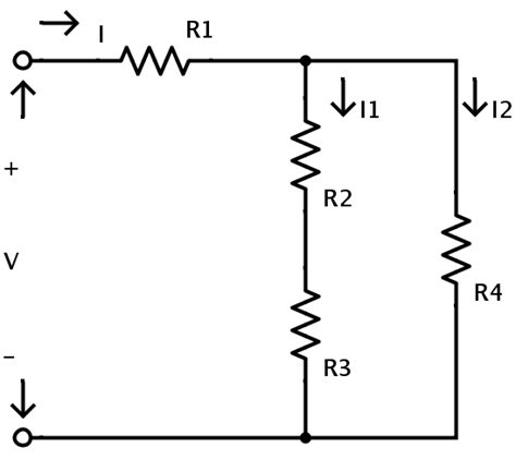 resistors circuit resistors in series and parallel combination of networks