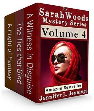the uncompromising series volume 4 books woods mystery series volume 4 by l