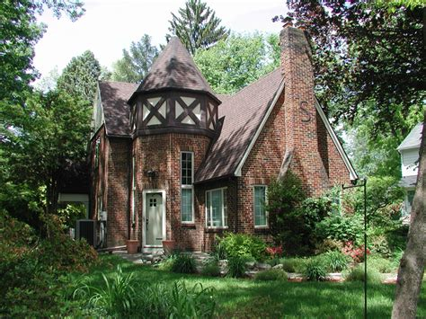 english architectural styles tudor revival style 1890 1920 houses english