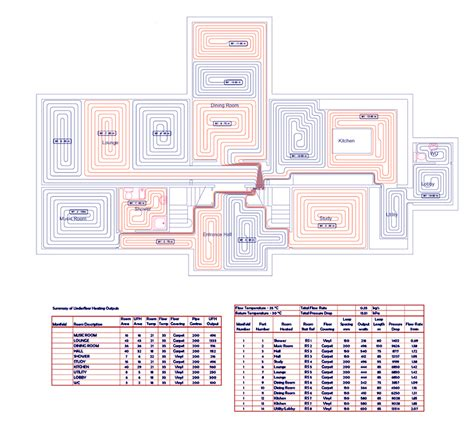 ufh layout software cad design service komfort underfloor heating systems