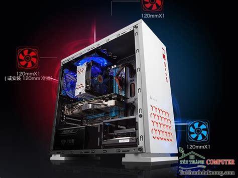 Cube Gaming Vulcan cube gaming vred white matx