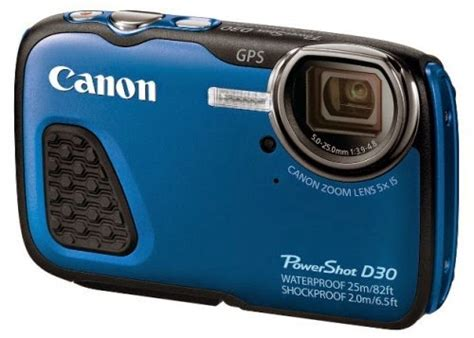 Kamera Canon Powershot D30 ngurah s canon powershot d30 kamera anti air