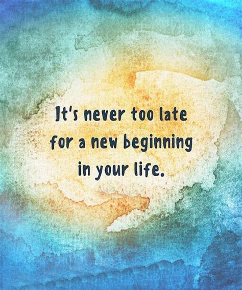 Best Quotes On New Beginnings