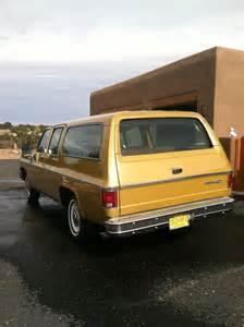 1975 chevrolet suburban 4 door sedan 116482