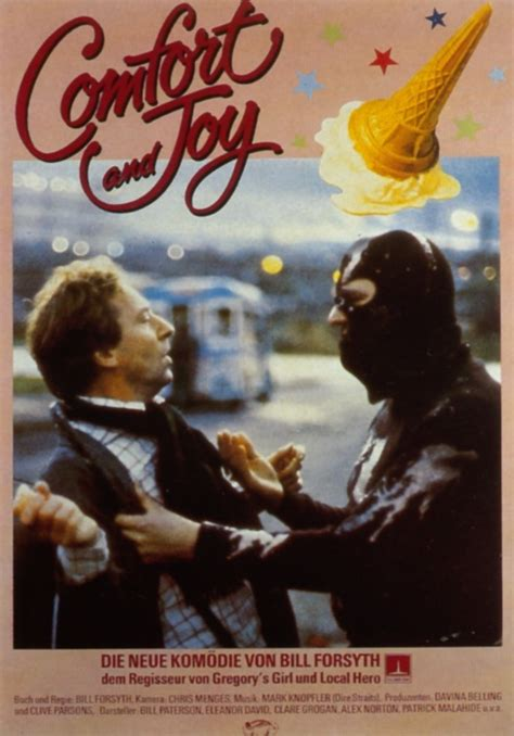 comfort and joy 1984 movie comfort and joy movie 1984 28 images movie poster 1984