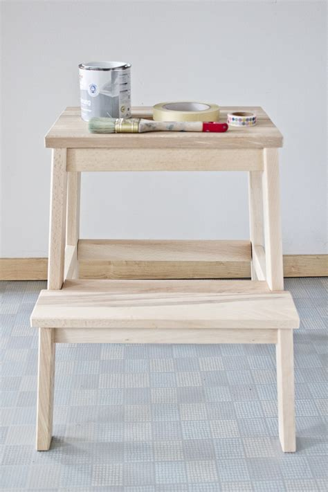 wooden step stool ikea build ikea step stool wood diy free wood furniture plans