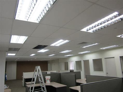 air conditioning system installation  office  shenton