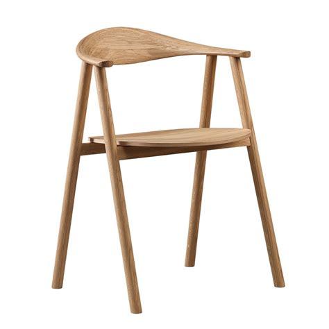 sedie in rovere swing sedia con braccioli in legno di rovere sediarreda