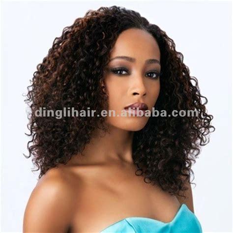 bohemian hair weave for black women bohemian curl full lace human hair wigs for black women
