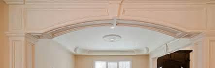 panel opening and arch designmagic trim carpentry