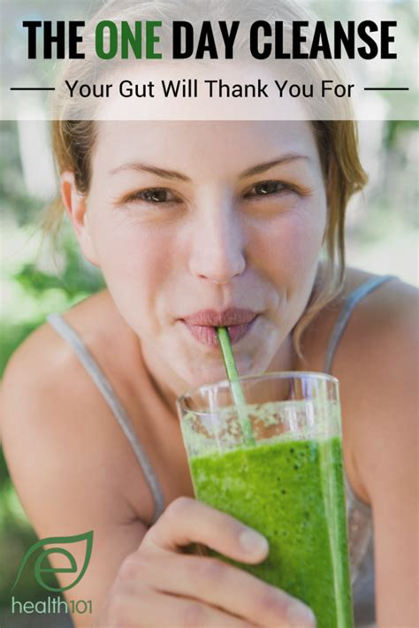 1 Day Detox For by Detox And Cleanse Recipes The Idea Room