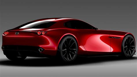 mazda sports car list mazda confirms rotary comeback with rx vision concept