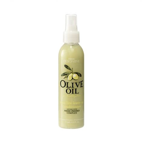 Hair Shoo Olive designline olive evoo lite leave in conditioner 177ml regis salons
