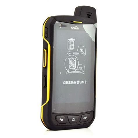 Most Rugged Smartphone by Sonim Xp7700 Most Rugged Lte Smartphone Specifications