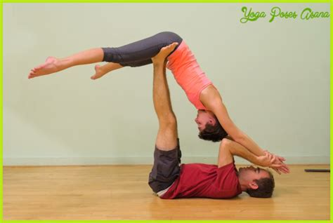 Yoga Poses For Two People Hard