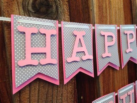Handmade Birthday Banner Ideas - 25 best ideas about happy birthday bunting on