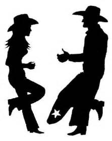 l l engineering cowboy silhouettes