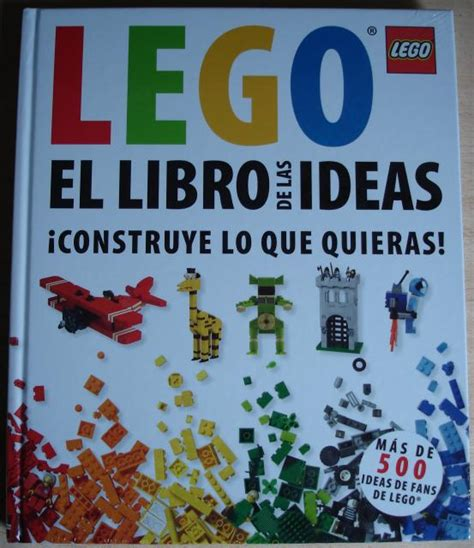 blog de blastem blastem s blog lego 2012 lego el libro de las ideas isbn 978 1 4093 6538