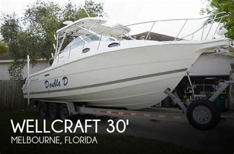 fishing boat for sale melbourne sold wellcraft coastal express 290 boat in melbourne fl