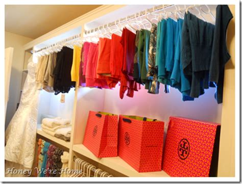 hangers bed bath and beyond honey we re home my closet the inside scoop