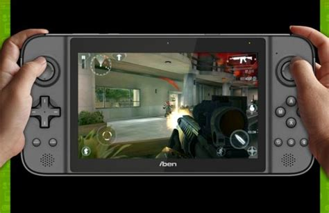 Gamepad Controller Stick For All Tablet Android Windows ibenx gamepad is an android powered tablet ubergizmo