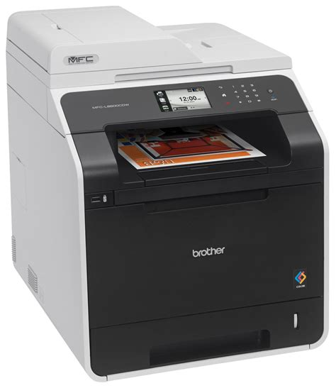 Amazon Com Brother Printer Mfcl8600cdw Wireless Color Color Printer