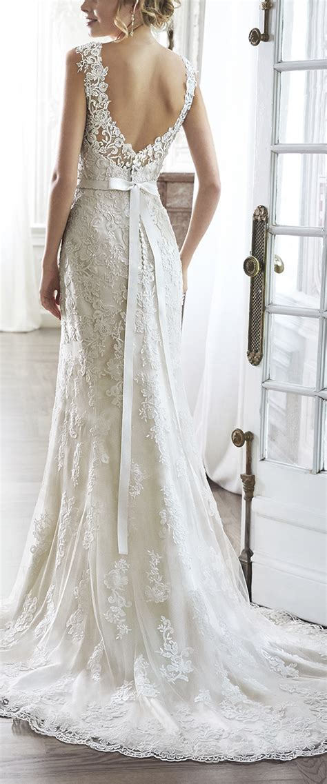 Wedding Dress Back by 20 Stunning Open Low Back Wedding Dresses For 2017
